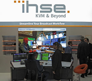 Ihse, KVM, IBC, Stand