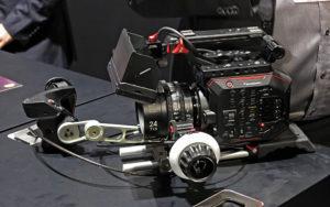 Panasonic, EVA1, Kamera