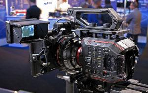 Panasonic, EVA1, Kamera, Panasonic EVA1