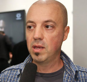 DoP, Filippo Chiesa, Panasonic, EVA1