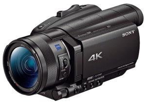 Sony, 4K-Handhelds,