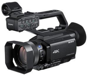 Sony, 4K-Handhelds, HXR-NX80