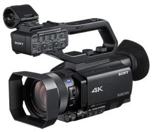 Sony, 4K-Handhelds, PXW-Z90