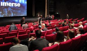 Hollywood-Event, Arri-Kino