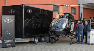 BBC, Bavarian Broadcast Convention, Heli
