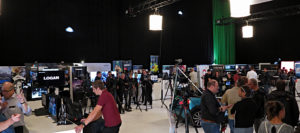 BBC, Bavarian Broadcast Convention, Studio
