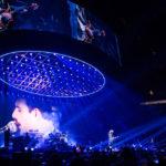 Blacktrax-Lichttechnik für Queen und Adam Lambert