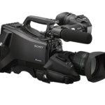 Sony: tragbare Kamera HXC-FB80 mit Basisstation HXCU-FB80
