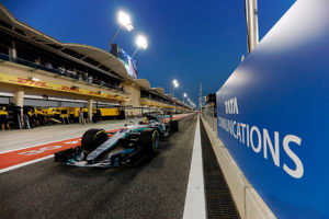 Motorsport.tv und Tata Communications