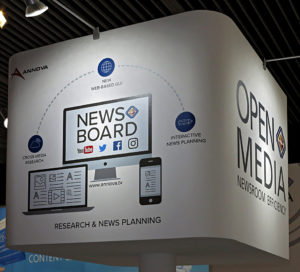Annova, OpenMedia, IBC2017, Stand