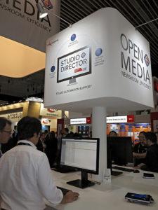 Annova, OpenMedia, StudioDirector, Stand