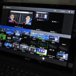 IBC2017-Video: Newtek LivePanel und Vizrt-Integration