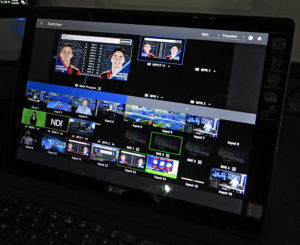 LivePanel und Vizrt-Integration