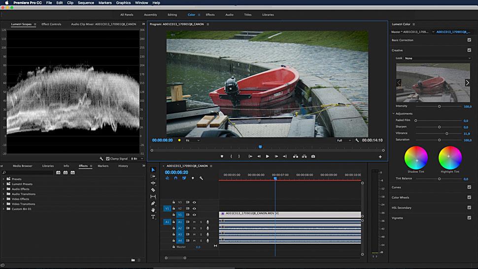 C200 im Praxistest: Die große Kleine - film-tv-video de