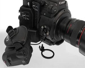 Canon, C200, Detail