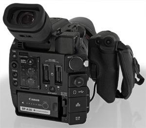 Canon, C200, Totale