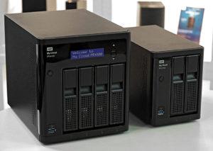 My Cloud Pro Series PR4100, 2 Bay, 4 Bay