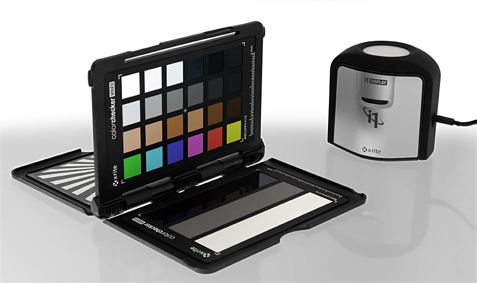 Praxistest Farbmanagement: X-Rite i1 Filmmaker Kit - film-tv-video.de