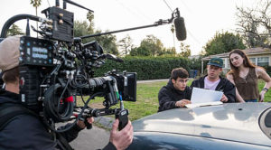 Netflix, American Vandal, Set-Foto, Netflix-Produktionen
