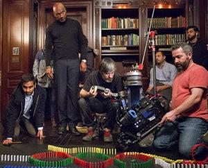 Netflix, Master of None, Set-Foto, Netflix-Produktionen