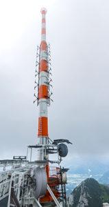 Funkturm Wendeltstein