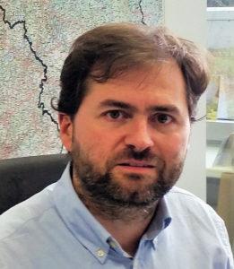Jaime Lluch Ladron de Guevara, Telefonica, Porträt