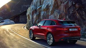 Jaguar, F-Pace