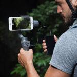 DJI zeigt neue Handheld-Kamerastabilisatoren