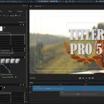 Neu: Edius 9 mit NewBlue Titler Pro 5