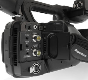Panasonic, UX180, AG-UX180, Camcorder, RTS