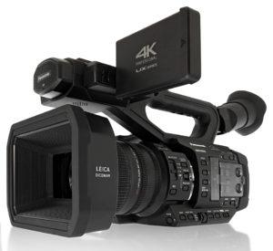 Panasonic, UX180, Camcorder, RTS