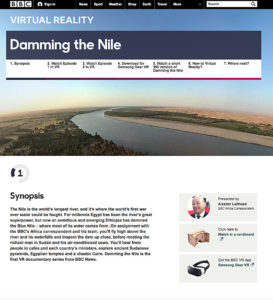 Damming the Nile