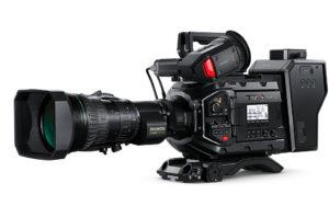 Blackmagic, Live, Ursa Broadcast, Kamera