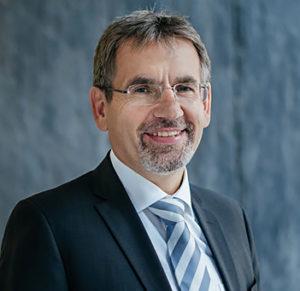 Wolfgang Haas, Leiter der Hauptabteilung Produktionsservice, BR