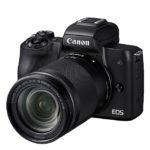 Canon EOS M50: Spiegellose 4K-Systemkamera