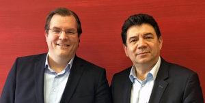 Patrick van den Berg, François-Charles Bideaux, Euro Media Group