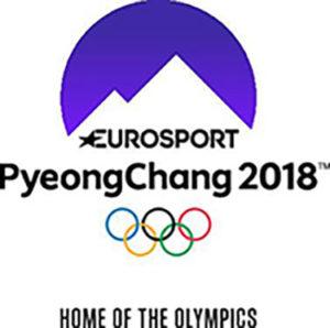Pyeongchang,Eurosport, Logo, Olympische Spiele Pyeongchang 2018