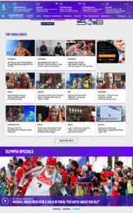 Pyeongchang, Eurosport, Olympische Spiele Pyeongchang 2018