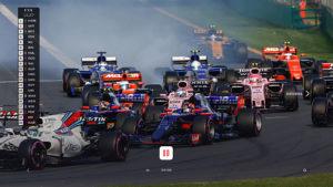 App für die Formel-1