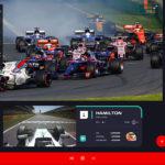 Neue App für Formel-1-Fans: Bilder direkt aus dem Cockpit