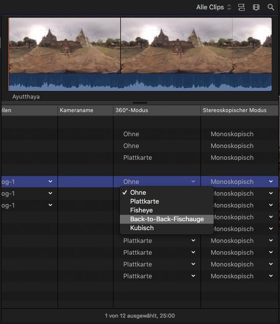 Final Cut Pro X macht den nächsten Schritt - film-tv-video de