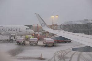 Hamburg Open 2018, Flughafen