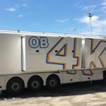 Aret: Rai-Studios und NVP-Ü-Wagen mit Lawo V-Pro8