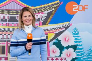 Pyeongchang, Olympische Winterspiele, Katrin Müller-Hohenstein