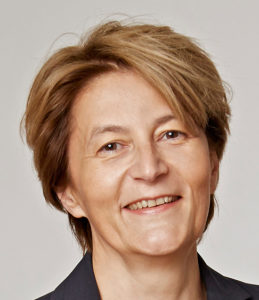 Françoise Semin, Sales Director Europe, Qvest Media, Porträt