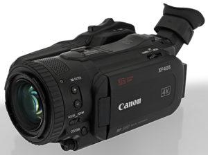 Canon, XF405