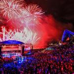 Live-Übertragung beim Australia Day mit Lawo-Komponenten