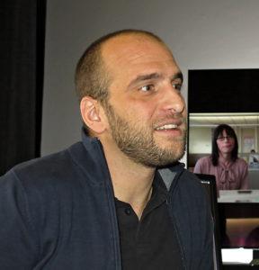 Daniele Siragusano, Filmlight, Porträt