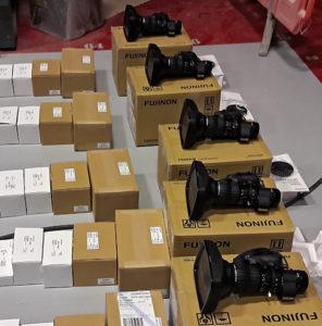 UA14x4.5BE, Zoom, 4K, Fujifilm, 4K-Objektive