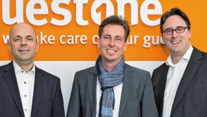 Marcel Schettler, Oliver Maitre, Thomas Küfner, Guest-One